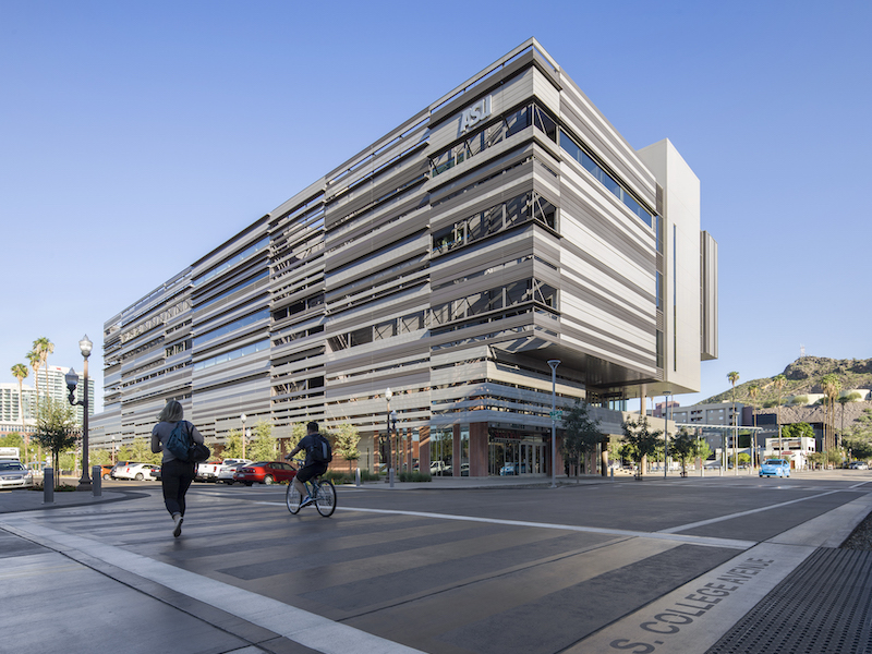 Arizona State University - Graywolf Integrated Construction project