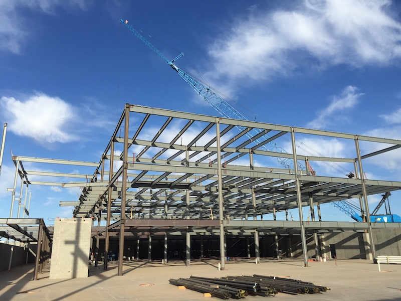 Gila River Ambulatory - Graywolf Integrated Construction project