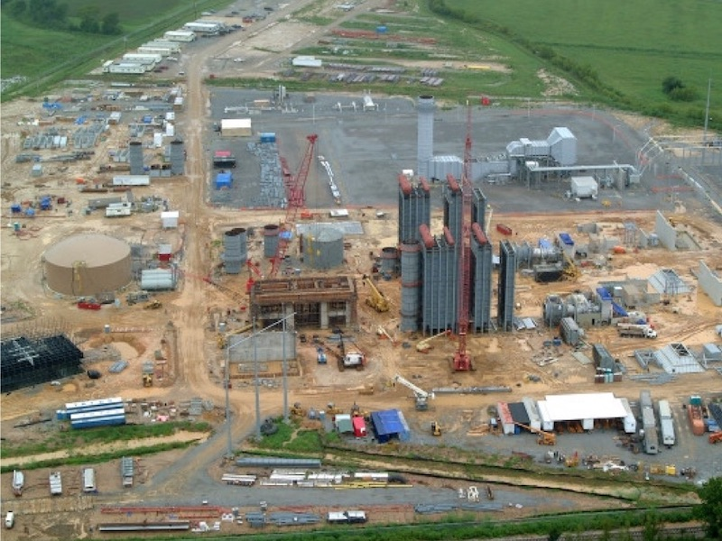 Perryville Power Station - Graywolf Integrated Construction project