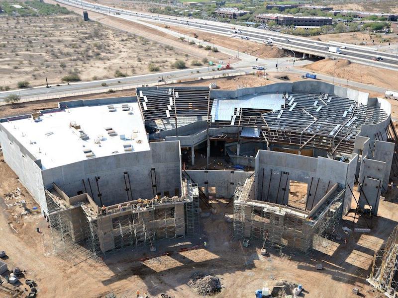 Odysea Aquarium - Graywolf Integrated Construction project